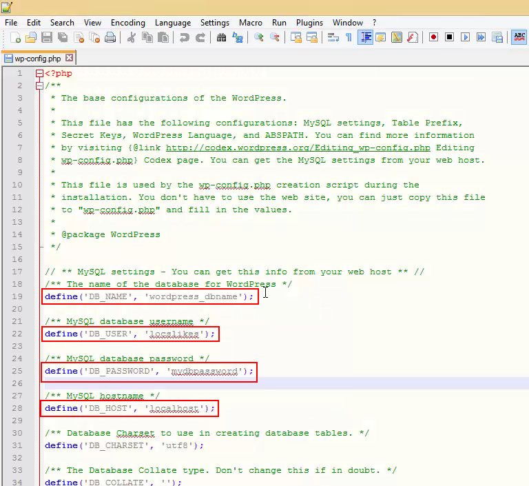 2a wp-config-php